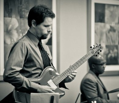 Playing at a corporate event with The Storytellers