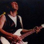 Photo of Stevie Ray Vaughn
